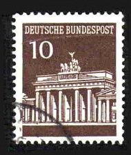 Buy German Used Scott #952 Catalog Value $.25