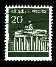 Buy German Used Scott #953 Catalog Value $.25