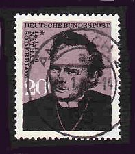 Buy German Used Scott #959 Catalog Value $.30