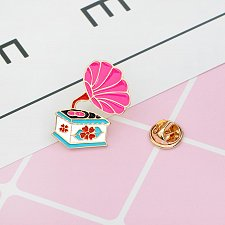 Buy 1pc cute brooch jewelry children