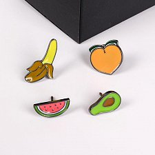 Buy 4pcs cute brooch jewelry kids pins