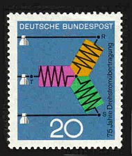 Buy German MNH Scott #965 Catalog Value $.25