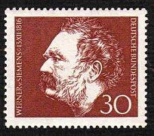 Buy German Hinged Scott #968 Catalog Value $.25