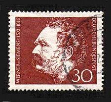 Buy German Used Scott #968 Catalog Value $.30