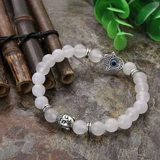 Buy fashion men Buddha beads bracelet