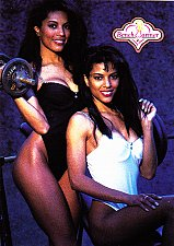 Buy Renee & Rosie Tenison #72 - 1992 Bench Warmers Sexy Trading Card