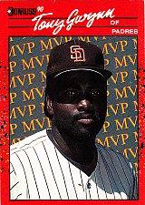 Buy Tony Gwynn #BC4 - Padres 1990 Donruss Baseball Trading Card