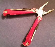 Buy Sheffield Rugged Red Spring Assisted Full Size Pliers - 11 in 1 Multi-Tool
