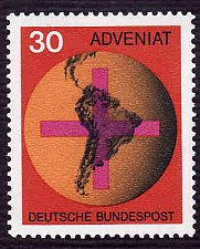 Buy German MNH Scott #977 Catalog Value $.25