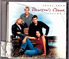 Buy Dawson's Creek, Vol. 2 Soundtrack by Various Artists CD 2000 - Good