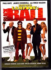 Buy National Lampoon's Black Ball DVD 2005 - Very Good