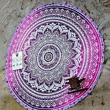 Buy table cover tapestry beach towel scarf bed sheet yoga mat