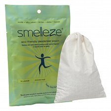 Buy SMELLEZE Reusable Chemical Odor Remover Pouch: Treats 300 Sq. Ft. Area