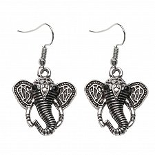 Buy Women funny elephant earring