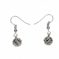 Buy Women fashion silver plated earring