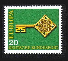 Buy German MNH Scott #983 Catalog Value $.25