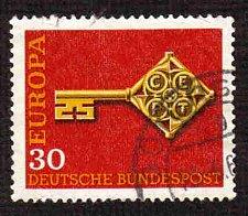 Buy German Used Scott #984 Catalog Value $.25
