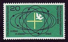 Buy German MNH Scott #989 Catalog Value $.30