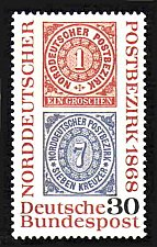 Buy German MNH Scott #990 Catalog Value $.25