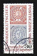 Buy German Used Scott #990 Catalog Value $.30