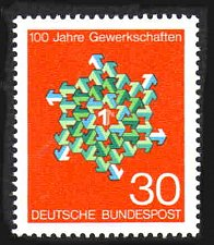 Buy German MNH Scott #991 Catalog Value $.25