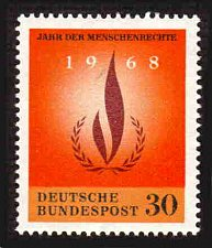 Buy German MNH Scott #992 Catalog Value $.25