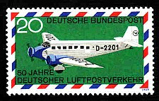 Buy German MNH Scott #993 Catalog Value $.40