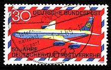 Buy German Used Scott #994 Catalog Value $.25
