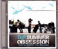 Buy This Is Where You Belong by Summer Obsession CD 2006 - Good