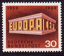 Buy German MNH Scott #997 Catalog Value $.40