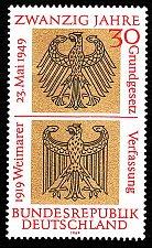 Buy German MNH Scott #998 Catalog Value $1.20