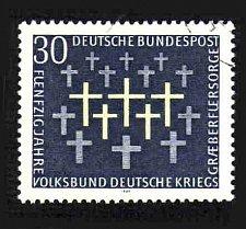 Buy German Used Scott #999 Catalog Value $.30