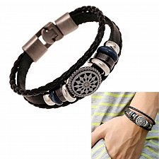 Buy fashion men charm bracelet
