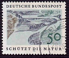 Buy German Used Scott #1003 Catalog Value $.50