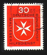 Buy German Used Scott #1006 Catalog Value $.30
