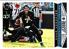 Buy Chad Henne #101 - Jaguars 2013 Score Football Trading Card