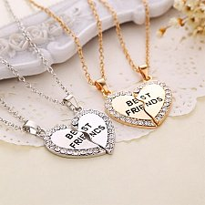 Buy Men women love necklace