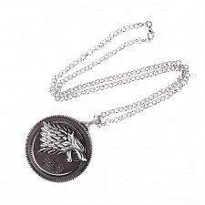 Buy fashion men women vintage wolf necklace