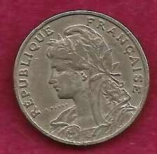 Buy France 25 Centimes 1903 Coin