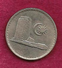 Buy MALAYSIA 50 Sen 1983 Coin - PARLIMENT HOUSE