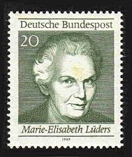 Buy German MNH Scott #1007b Catalog Value $.30
