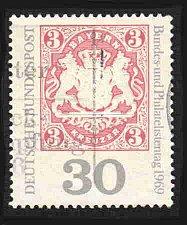 Buy German Used Scott #1008 Catalog Value $.30