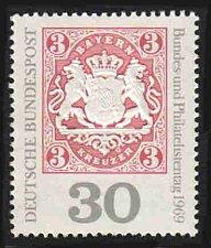 Buy German MNH Scott #1008 Catalog Value $.45