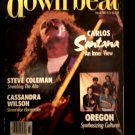 Buy Downbeat Jazz Magazine Feb 1988 Carlos Santana Jaco Pastorius