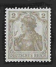 Buy German MNH Scott #96 Catalog Value $1.17