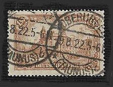 Buy German Used Scott #113 Catalog Value $1.90
