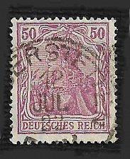 Buy German Used Scott #125 Catalog Value $2.25