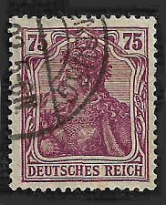 Buy German Used Scott #127 Catalog Value $2.25