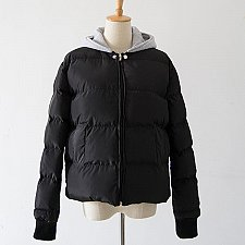 Buy women short down coat