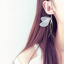 Buy Women butterfly cute earring